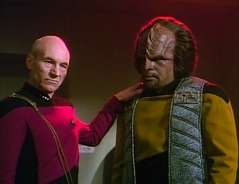 5 leadership lessons from the captains of Star Trek: Picard and Worf